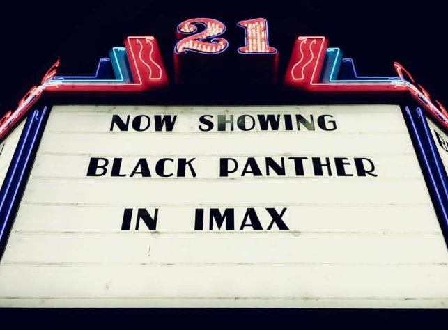 Black Panther Fighting Racism?