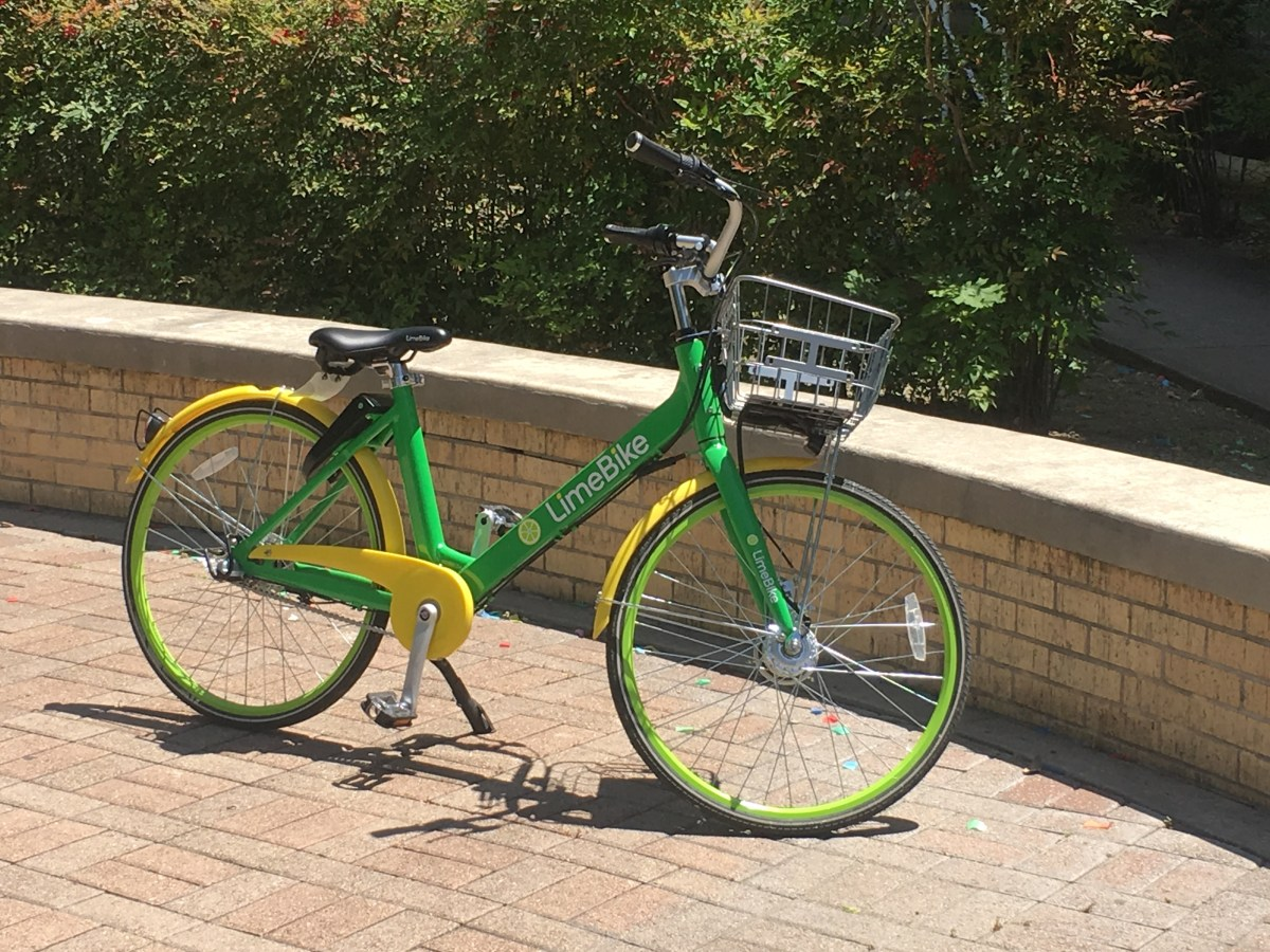 San Antonio Campus Gets Lime Bikes