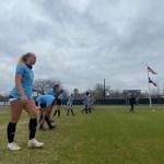 Women's soccer team makes program history