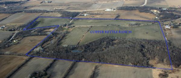 Copper Kettle Ranch Lyons, Wisconsin
