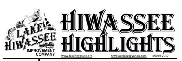 Newsletter - Hiwassee Highlights