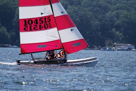 Lake Hopatcong Lake Hopatcong Sailing