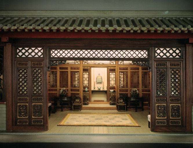 E 30  Chinese Interior  Traditional   The Art Institute of Chicago E 30  Chinese Interior  Traditional