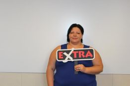 Donna Lee Carson, Iron River, won $100,000 in September 25 EXTRA Draw