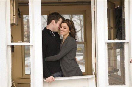 Brett & Mark Engagement 2009