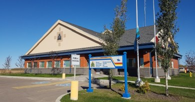 Bonnyville woman charged with assault of a police officer, resisting arrest