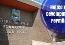 Bonnyville: Notices of Development Permits