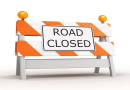 Lessard Bridge Closed
