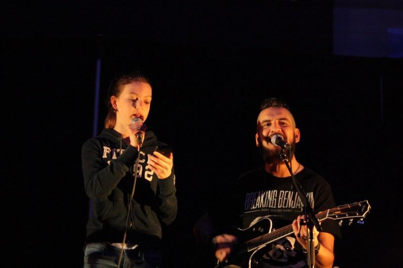Brooklyn singing