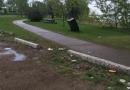 Increased patrols on Jessie Lake to help deter littering