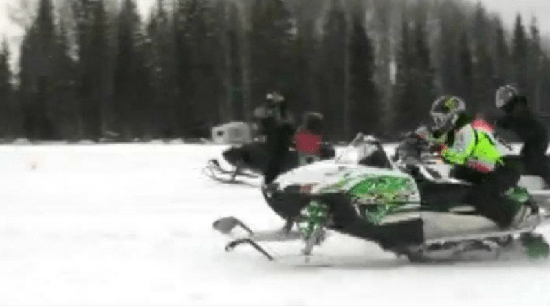 Straightline Snowmobile Racing coming to French Bay