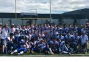Two Lakeland Football Players Win Gold at Football Canada U16 Western Challenge