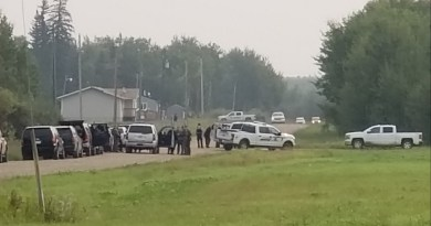 RCMP arrest two homicide suspects in Cold Lake First Nations