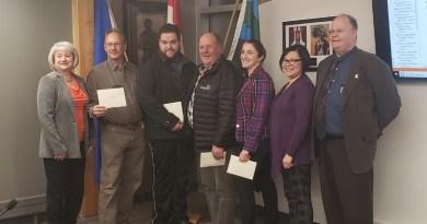 Town of Bonnyville hands out long service awards