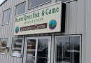 Beaver River Fish and Game handing out yearly awards at community banquet