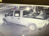 Stolen Silverado