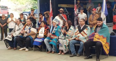 Cold Lake First Nation's council sworn-in at Treaty Days