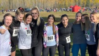 LSAA cross-country running