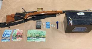 Cold Lake RCMP arrest two after lease site break and enter