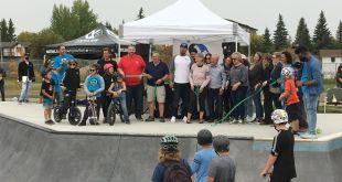 BMX & Skatepark welcomed into the community