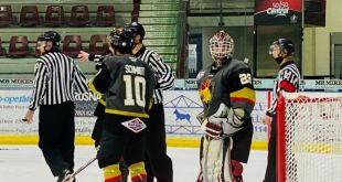 Bonnyville Pontiacs can find positives, but fall twice to Sherwood Park