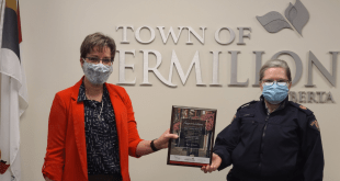 Sgt. Jane Boehr approaches retirement from the Vermilion RCMP