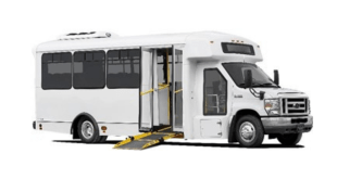 New accessible transportation vehicle to increase efficiency, improve comfort for passengers