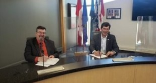 M.D. and Town of Bonnyville sign Intermunicipal Collaboration Framework