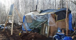 Lac La Biche County issues statement on homeless camp removal