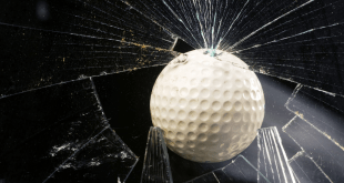 Golf Balls damaging houses on Hole #9 in St. Paul