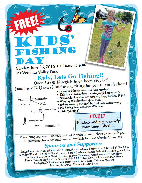 kidsfishingday