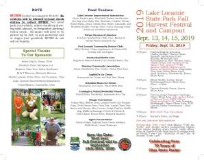 2019 LAKE LORAMIE FALL FESTIVAL BROCHURE(1)_Page_1