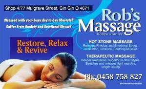 Robs Massage