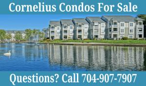 Cornelius Condos For Sale