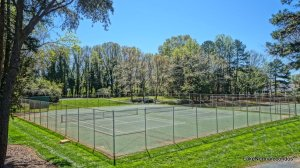Lake Norman Tennis Court Communities