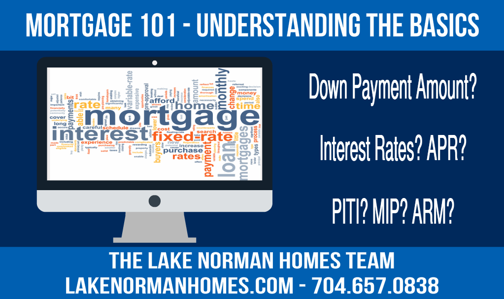 Mortgage 101 - Home loan basics