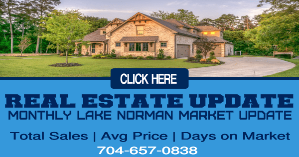Lake Norman Real Estate Market Update January 2019