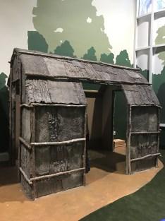 bark house