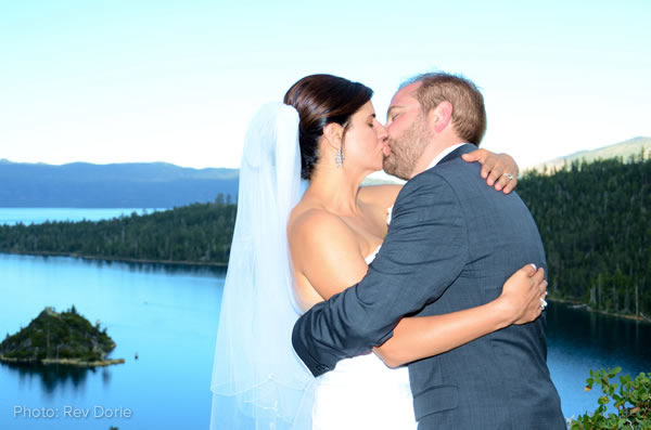 Emerald Bay Lake Tahoe Kiss