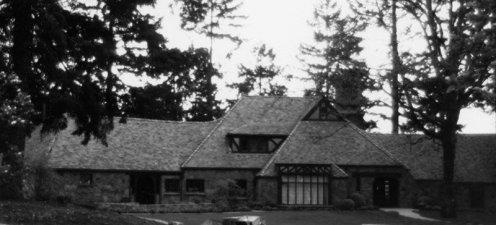 Carl C. Jantzen Estate - 1850 North Shore Road
