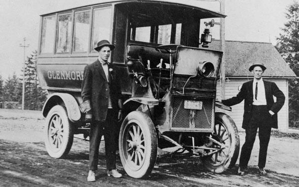 Glenmorrie Bus