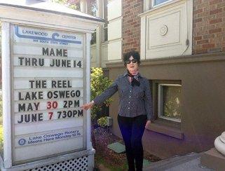 """The Reel Lake Oswego"" Lakewood Center premiere, May 30, 2015"