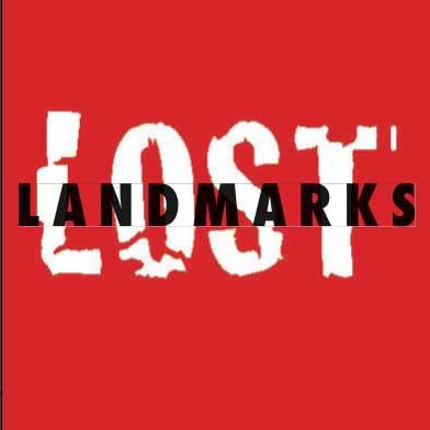 Lost Landmarks logo