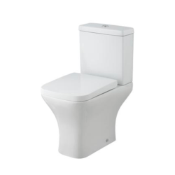 Semi Flush To Wall Pan & Cistern