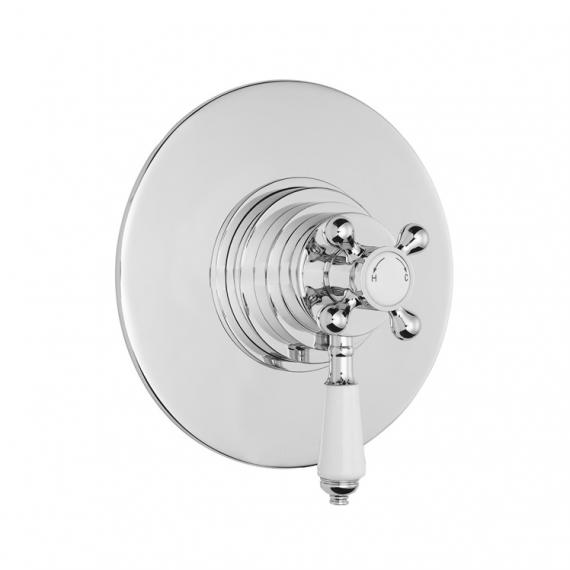 Victorian Dual Concealed Thermostatic Shower Valve