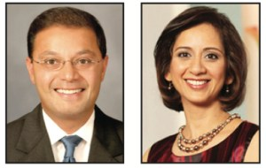 Raj S. Ambay, M.D. and Aparna Ambay, M.D., FAAD