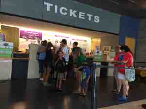 Lines to see Imax movies at the Museum of Science & Industry could be a lot longer in the near future once planned upgrades to the theater are complete, thanks in part to a $2 million donation from Florida Hospital. (Michael Hinman/Staff Photo)