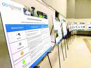 Those visiting a community open house could learn about the transportation challenges facing Hillsborough County and jot down potential solutions.  (B.C. Manion/Staff Photo)