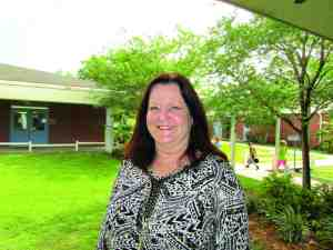 Mary Fernandez, principal at Lutz Elementary for the past 11 years, retired this week. She was an educator for 38 years. While she's stepping away from her full-time duties, she suspects that after giving herself some time to relax, she'll be involved in education again, but not on a full-time basis. (B.C. Manion/Staff Photo)