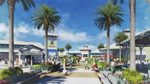Tampa Premium Outlets is a 441,000-square-foot mall with more than 100 shops featuring brand names such as Calvin Klein, Nike, Saks Off 5th, Vera Bradley and PacSun. Courtesy of Tampa Premium Outlets